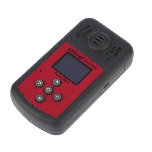 UYIGAO Brand New Handheld Portable Automotive Mini Oxygen Meter