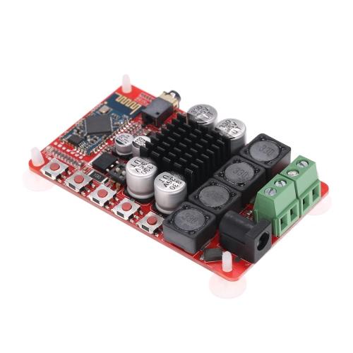 TDA7492P AUX 50W*2 Wireless Bluetooth 4.0 Audio Receiver Digital Amplifier HF
