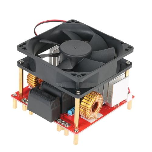 DC24V-36V 500W ZVS baja tensión de calentamiento por inducción módulo del tablero DIY Fogón de gas + bobina de calentamiento