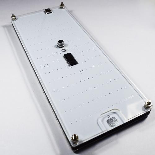 DIY LED Digital Music Spectrum Display Kit Module