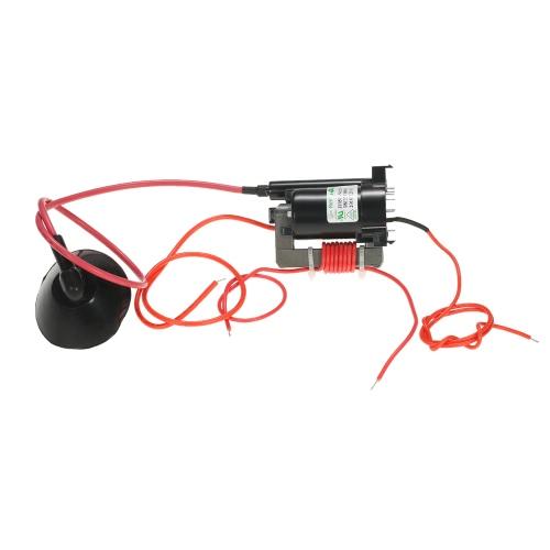 20KV ZVS Tesla Coil Booster High Voltage Generator Plasma Music Arc Speaker Kits Driver Board DIY Ki