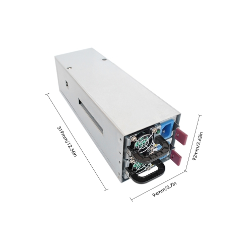 2600W Switching Power Supply 94% High Efficiency for Ethereum S9 S7 L3 Rig Mining 90-260V
