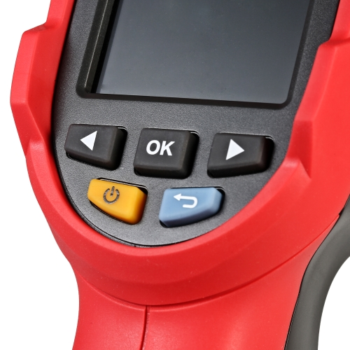 uni-t uti80 -30~400°c 20:1 professional lcd digital non-contact handheld infrared thermometer portable thermal temperature tester