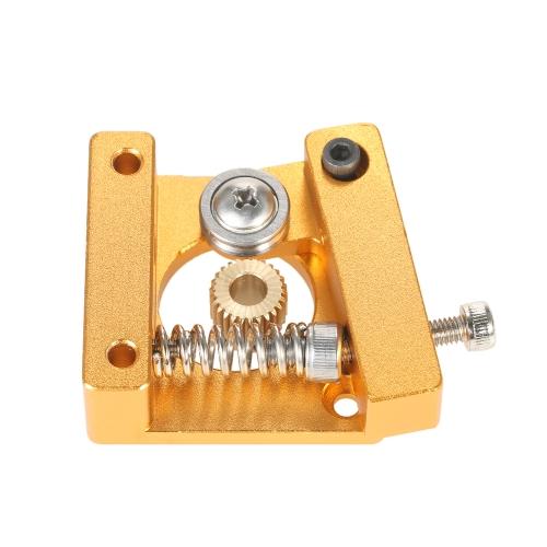 3DプリンターMK8 1.75ミリメートルリモート押出機アクセサリーMakerbotのためのアルミニウムフレームは、左手