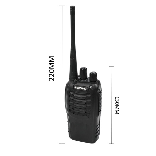 BAOFENG Walkie-talkie BF-888S Portable Two-way Radio