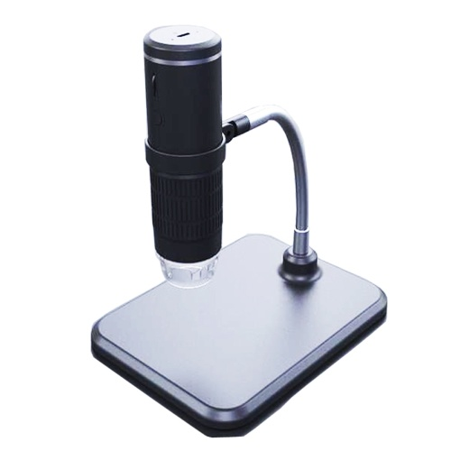 2.0MP Multifunctional Wireless Microscope WIFI Portable High-definition Electronic Microscopes with 8 Adjustable Brightness LED Lights