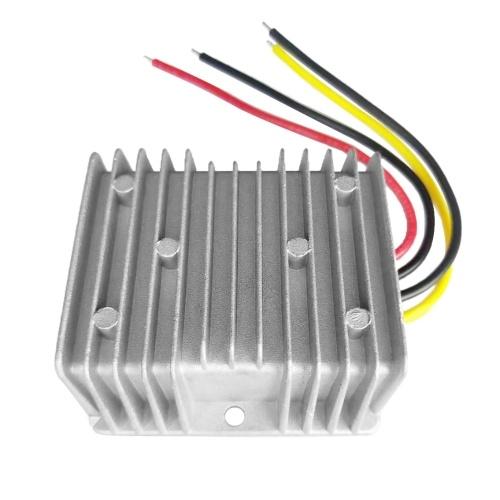 Portable DC/DC Converter Regulator 24V Step Down To 12V 10A 120W Energy Saving Transformer Waterproof Converter