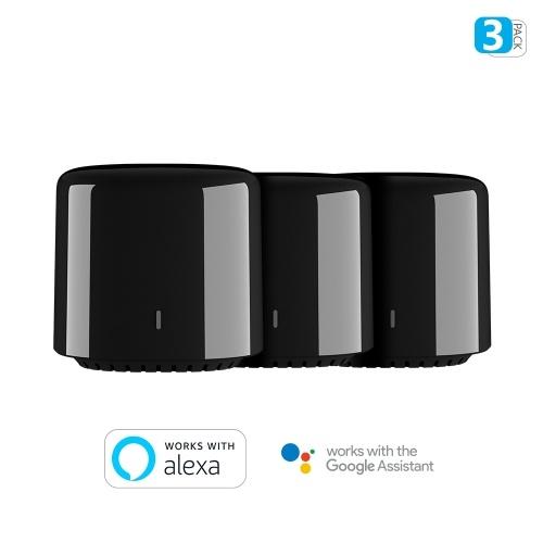 Bestcon RM4C Mini WiFi Intelligent Universal IR Remote Controller Compatible with Google Home Wi-Fi 3G 4G Alexa European Version