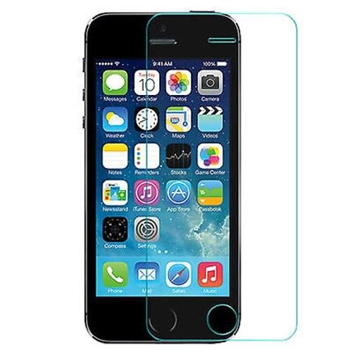 Для IPhone 5 / 5S 2D Full Cover Real Закаленное стекло-экран протектор