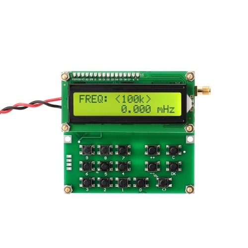 ADF4351 Signal Source VFO Variable-Frequency Oscillator Signal Generator 35MHz to 4000MHz Digital LCD Display