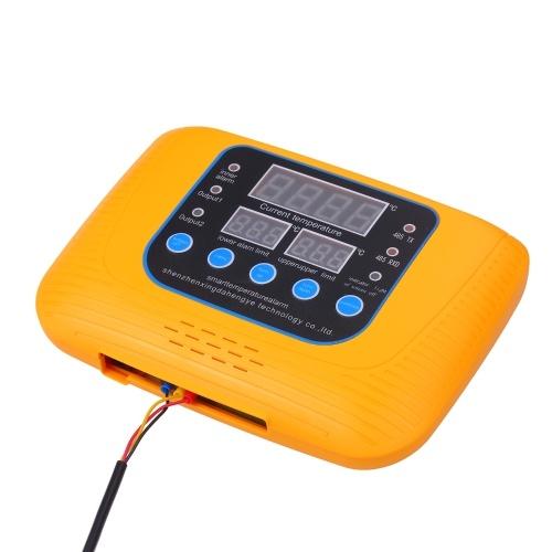 Цифровой дисплей Smart Температурная сигнализация Зуммер Регулятор Регулятор с датчиком Обогреватель Датчик с односторонним релейным выходом 180В-250В