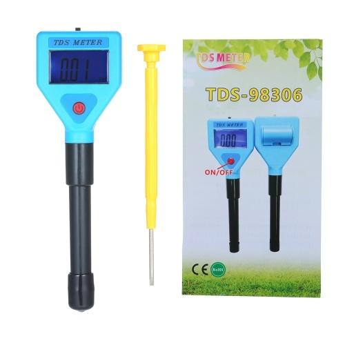 ポータブルTDSメーター検出ペンプロフェッショナル水質テスター水質モニターTDS水質分析デバイス