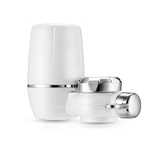 Tap Water Purifier Clean Kitchen Faucet Remove Water Impurities Rust Mini Washable Ceramic Percolator Water Filter