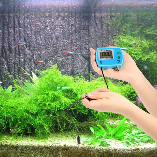 Mini Professional 2 in 1 Water Quality Tester Monitor Online pH / EC E1274