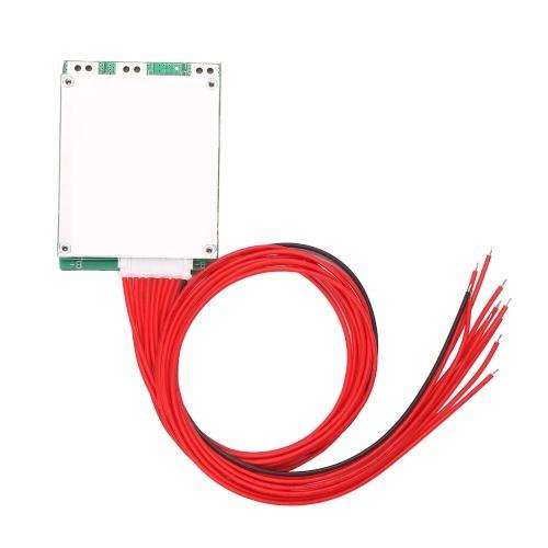 1PCS 10S 35A36Vリチウム電池保護ボードBMSPCB保護ボード(三元電池セル用のバランス機能付き)
