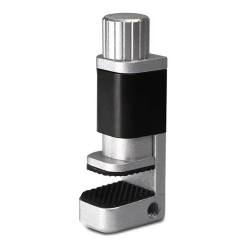 1個の調整可能な金属クリップ固定具クランプ電話修理ツール電話スクリーン固定クランプクリップ