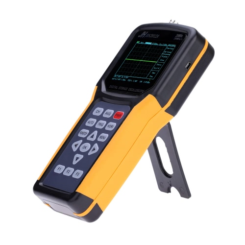 Handheld Multi-functional Digital Osciloscópio 1CH