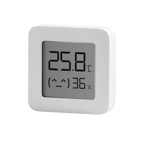 Xiaomi BT Термометр и гигрометр LCD Интеллектуальный термометр и гигрометр Маленький портативный измеритель температуры и влажности окружающей среды, совместимый с приложением Mijia