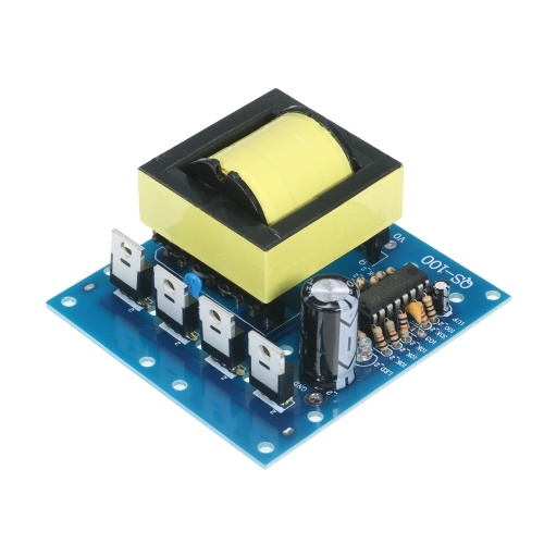 KKmoon 500W Inverter Boost Board Transformer Power DC 12V TO AC 220V 380V Car Converter