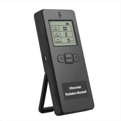 Портативный цифровой детектор ультрафиолетового излучения Ультрафиолетовый измеритель ультрафиолетового излучения Тестер радиометра Защитное оборудование Тестирование