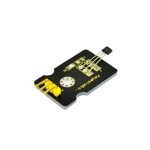 Brand New Keyestudio Hall Magnetic Sensor Module Compatible Board for Arduino - Black