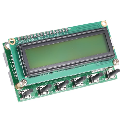 0-55MHz LCD DDS Signal Generator Module Based on AD9850