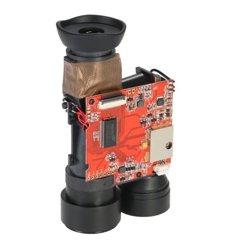 TTLコンバーターのダウンロードケーブルをUSBで600メートルDIYレンジファインダーレーザー距離計モジュールの距離スピード角度高さ測定