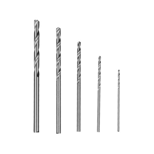 50pcs / set High Quality HSS Twist Drill High Speed ​​Steel Twist Drill Bits Tool Set 1mm-3mm