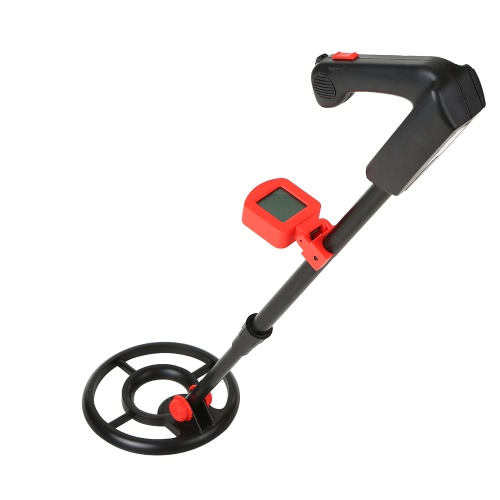 Waterproof Outdoor Metal Detector LCD Sensitive Search Coin Gold Digger Treasure Hunter for Kids/Starters