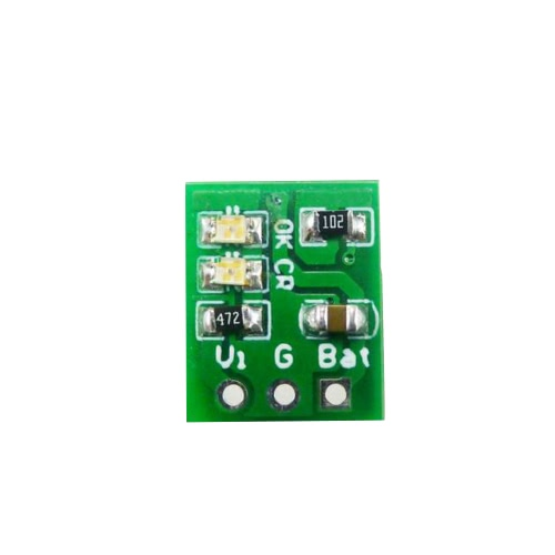 Tiny 5V 1A Ultra-pequeño recargable de ion de litio Módulo del cargador de batería 18650 modelo de control remoto de juguete Junta de carga especial