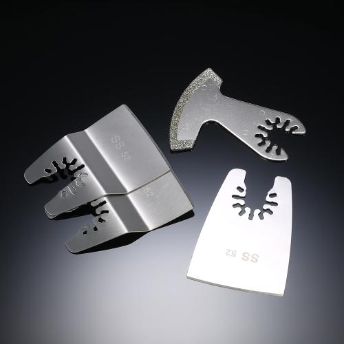 66pcs/set Oscillating Saw Blade Multiple Tool Kit