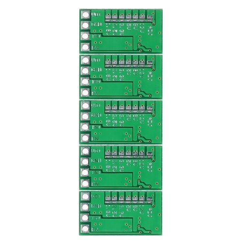 5PCS Mini DC-DC 4.5-24V до 5V 3A Step Down Power Module