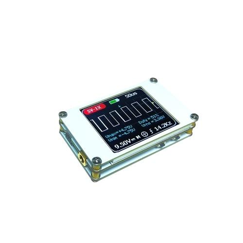 Oscilloscopio ultralight palmare con display digitale mini