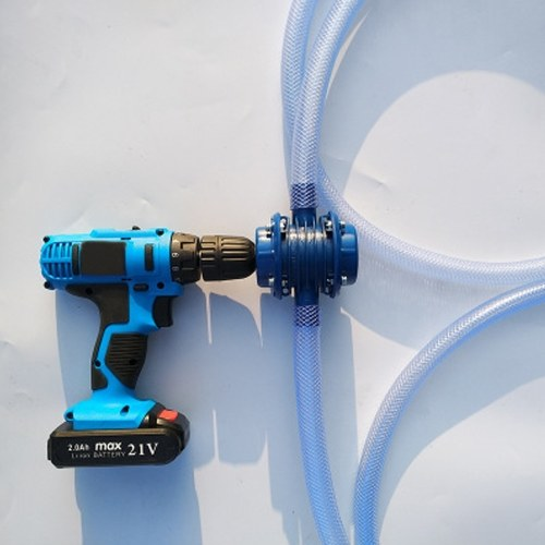Portable Household Small Pump Self-priming Hand Drill Water Pumps for Garden Courtyard