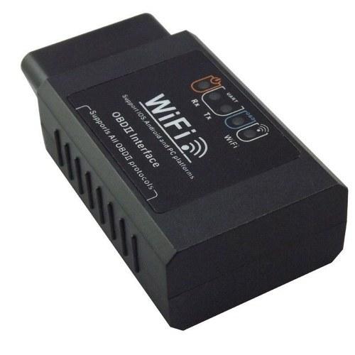 V1.5 ELM327 Car WIFI OBD2 OBDII Scan Tool Scanner Foseal