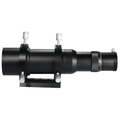 50mm Guide Scope Finderscope for Astronomical Telescope 200mm Focal Length F4 Focal Ratio Guidescope with Helical Focuser E5764