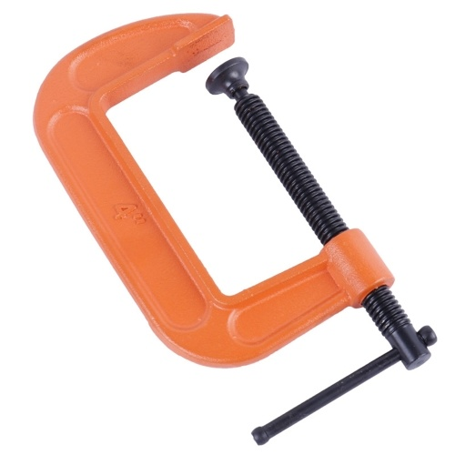 """G Clamp Woodworking Clip Thickening Type Fast Clamp G-type Tool 4"""""""
