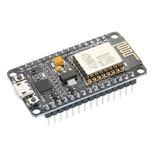ESP8266 NodeMCU Placa de desarrollo Módulo inalámbrico NodeMcu LUA WF- Placa de desarrollo Open Source Series Módulo ESP8266 con puerto USB para Arduino
