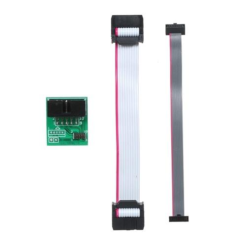 CC2531 Sniffer Protocol Analyzer USB-Dongle & BTool + Downloader für ZigBee mit F / F-Downloader-Kabeln
