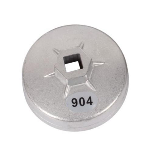 Car Flute Aluminum Oil Filter Wrench Socket Remover for H-onda