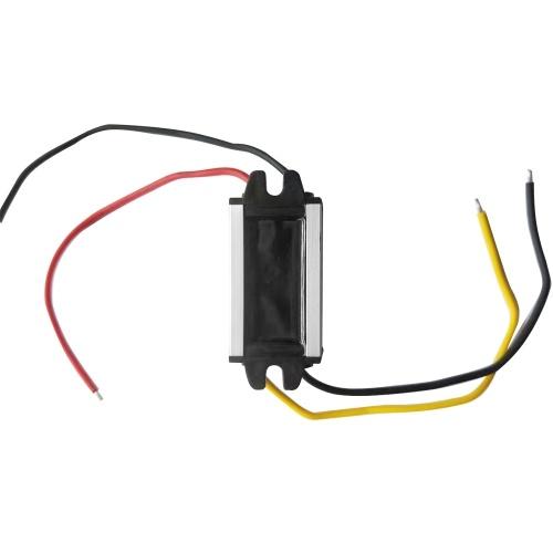 Portable DC/DC Converter Regulator 24V Step Down To 12V 5A 60W Energy Saving Transformer Waterproof Converter