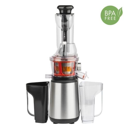 H.Koenig GSX18   juice Extractor vertical black / stainless - 60 rpm