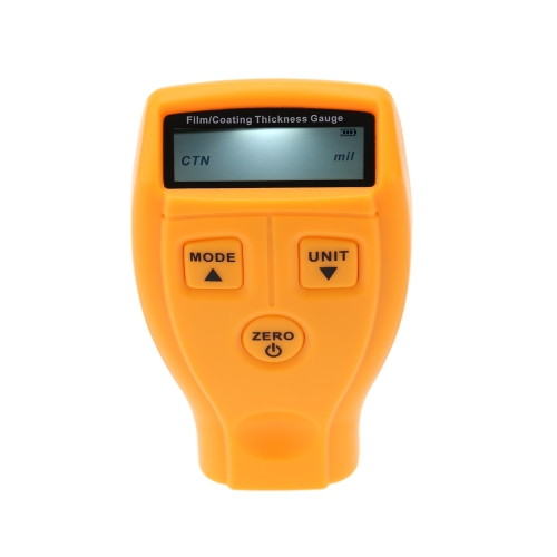 Digital Film/Coating Thickness Gauge with Electroplated Coating Measurement