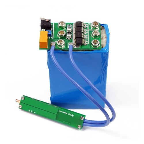 Mini Portable Spot Welding Machine Handheld Type DIY Spot Welding Tool with   Battery