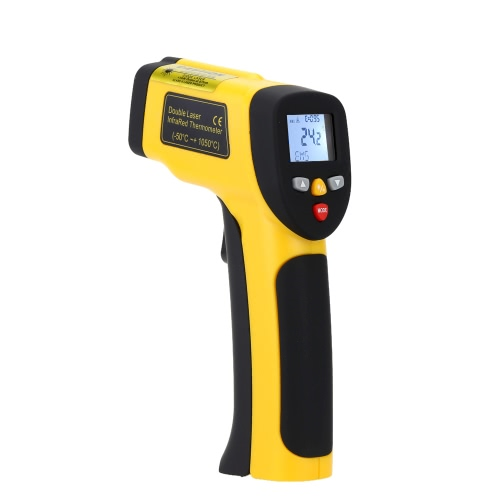 Double Laser  Non-contact IR Digital Infrared Thermometer