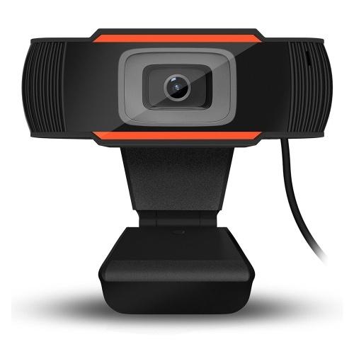 Веб-камера высокого разрешения ViBAO K20 4K USB 2.0 Веб-камера с горизонтальным углом обзора 67,9 ° и микрофоном