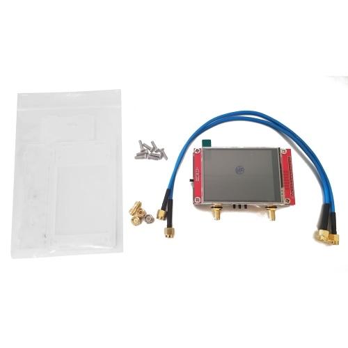 3G Vector Network Analyzer S-A-A-2 NanoVNA V2 Antenna Analyzer Shortwave HF VHF UHF with Acrylic Housing