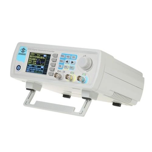 JUNTEK高精度デジタルデュアルチャネルDDS機能信号発生器