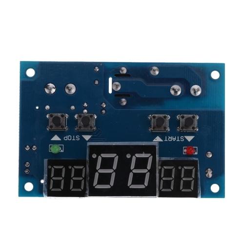 12V intelligente digitale LED termostato regolatore di temperatura-9 ° C - 99 ° C riscaldamento raffreddamento controllo