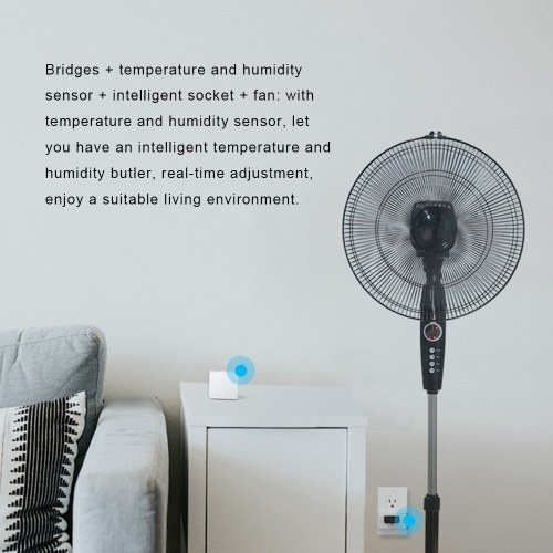 ZigBee Multi-function Bridges Intelligent Wifi Remote Door And Window  Sensor (Zigbee wireless door window sensor)